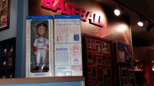Our last remaining Stan Musial bobblehead dolls can be purchased at the Missouri Sports Hall of Fame.