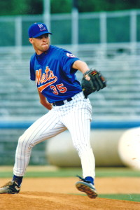 Mansfield's Barry Short pitched nine seasons in the minor leagues, mostly in the New York Mets farm.