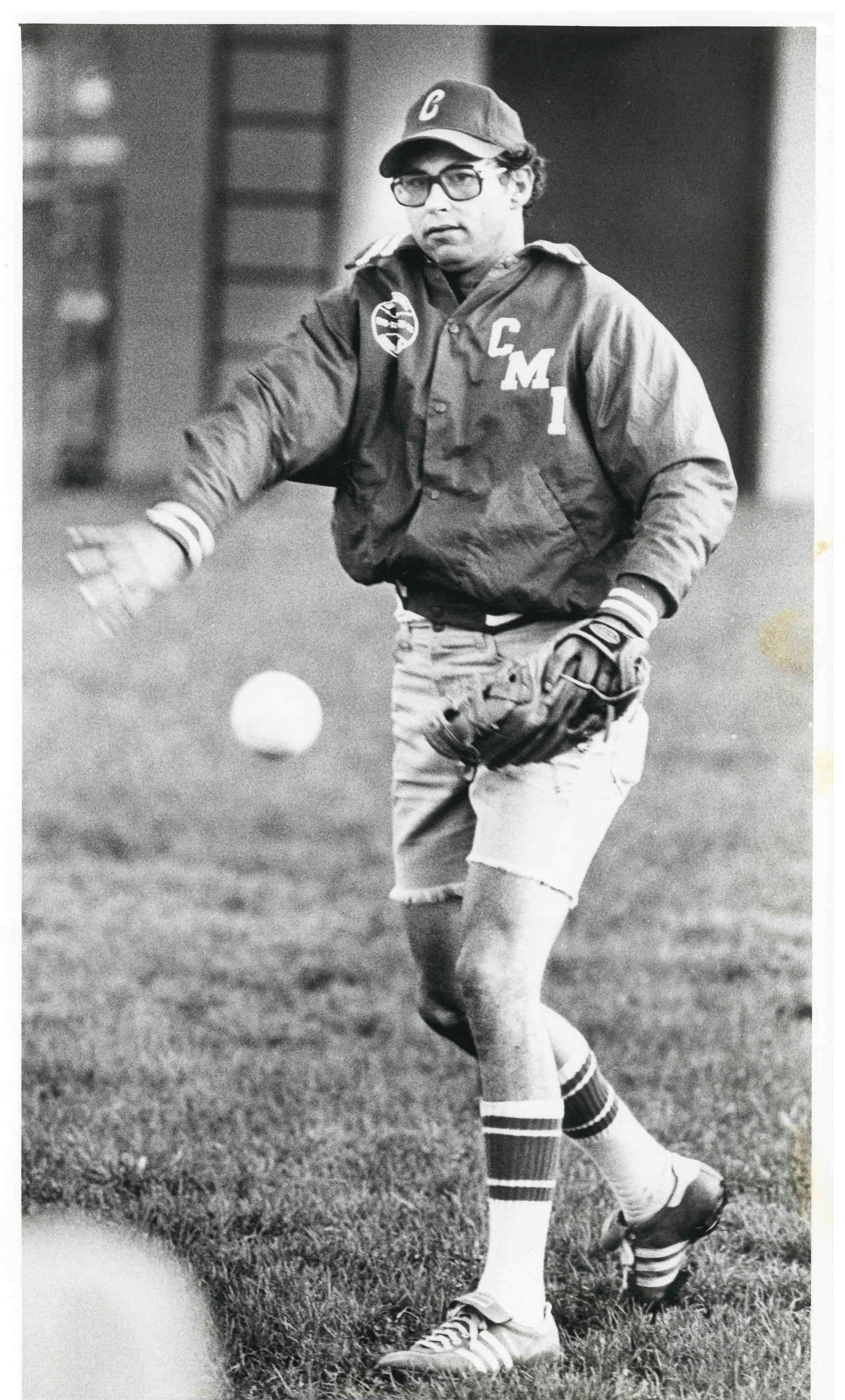 Inductee Softballer Roy Burlison Was Toughest Of The Tough