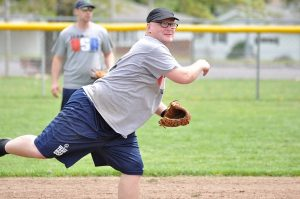 Springfield's Allen Cameron has participated in the State Summer Games of the Special Olympics and will get to compete in a World Games softball event in July.