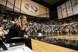 Missouri Volleyball vs Arkansas - November 27, 2013 (Photo by: Clayton Hotze)