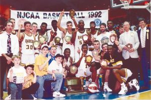 The 1992 national champs