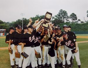 The 1994 Central Missouri national championship team