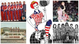 All American Red Heads-collage