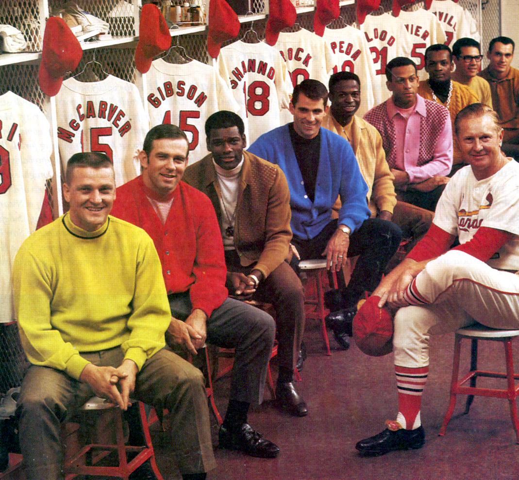 1967 St. Louis Cardinals - Missouri Sports Hall of Fame