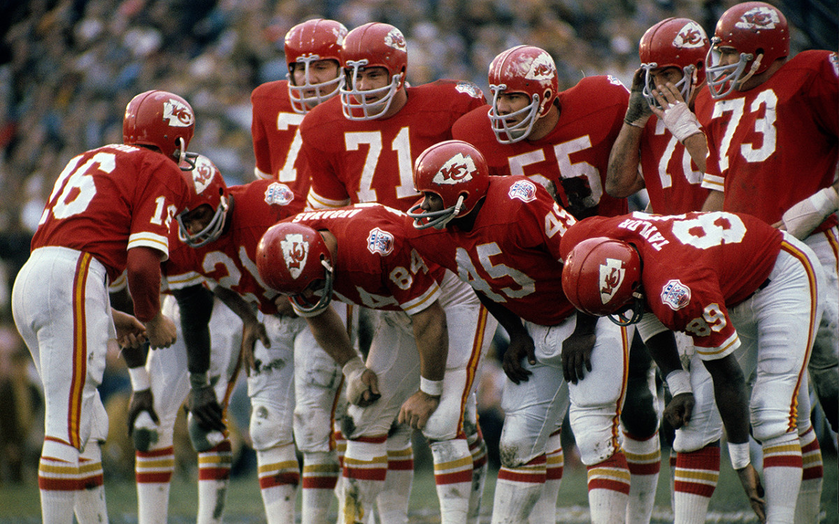 1969 Kansas City Chiefs - Missouri Sports Hall of Fame